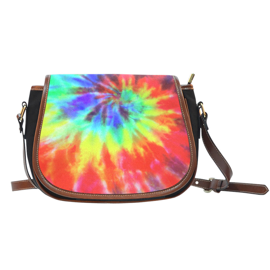 Tie Dye - Saddle Bag