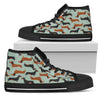 Dachshund High Tops