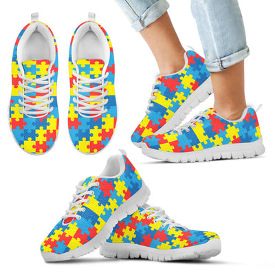 Autism Awareness V2 - Sneakers