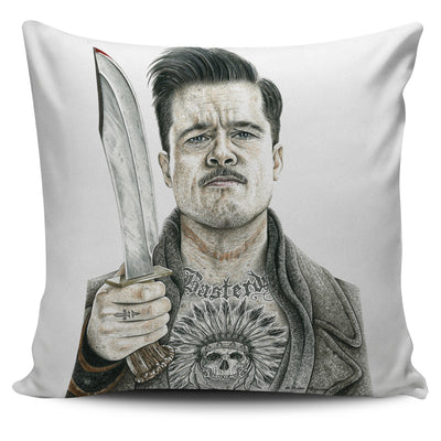 Inked Ikons Pillow Cover I