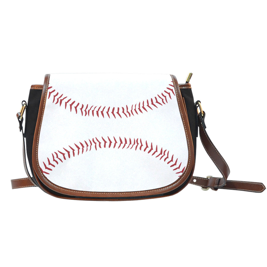 Baseball Saddle Bag