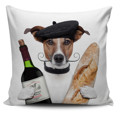 Jack Russell Pillow Covers