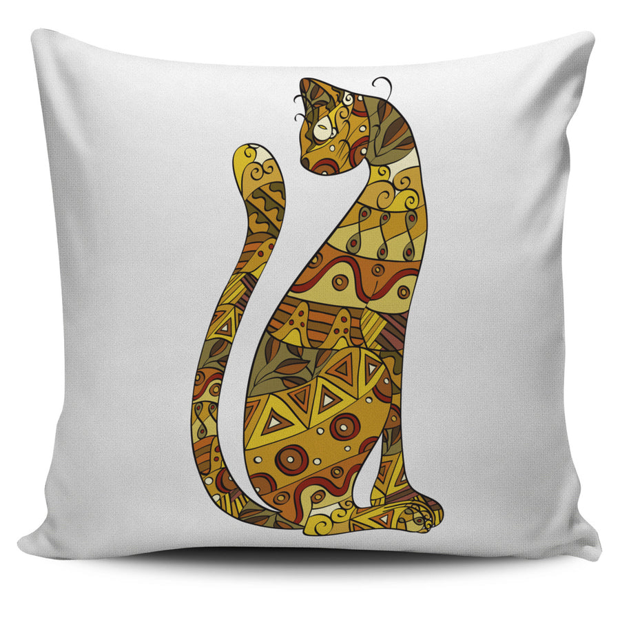 Egyptian Cat 2 Pillow Cover