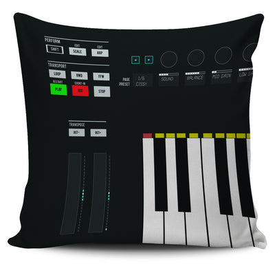 Drum Machine Pillow Covers