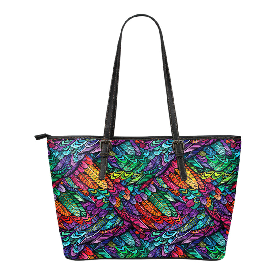 Boho Feathers - Tote Bag