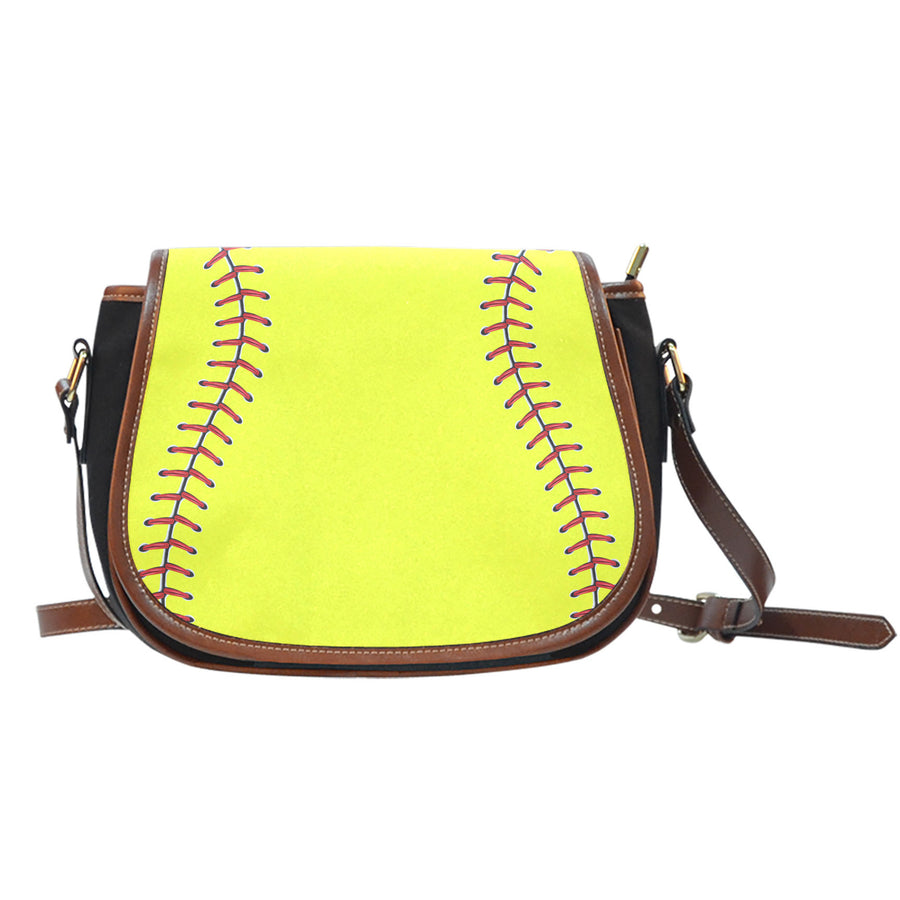 Softball - Saddle Bag