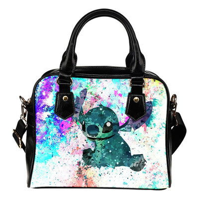 Lilo and Stitch Watercolor - Handbag