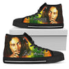 Bob Marley - High Tops