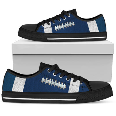 Dallas Football - Low Top