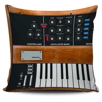 Mini Moog Pillow Covers