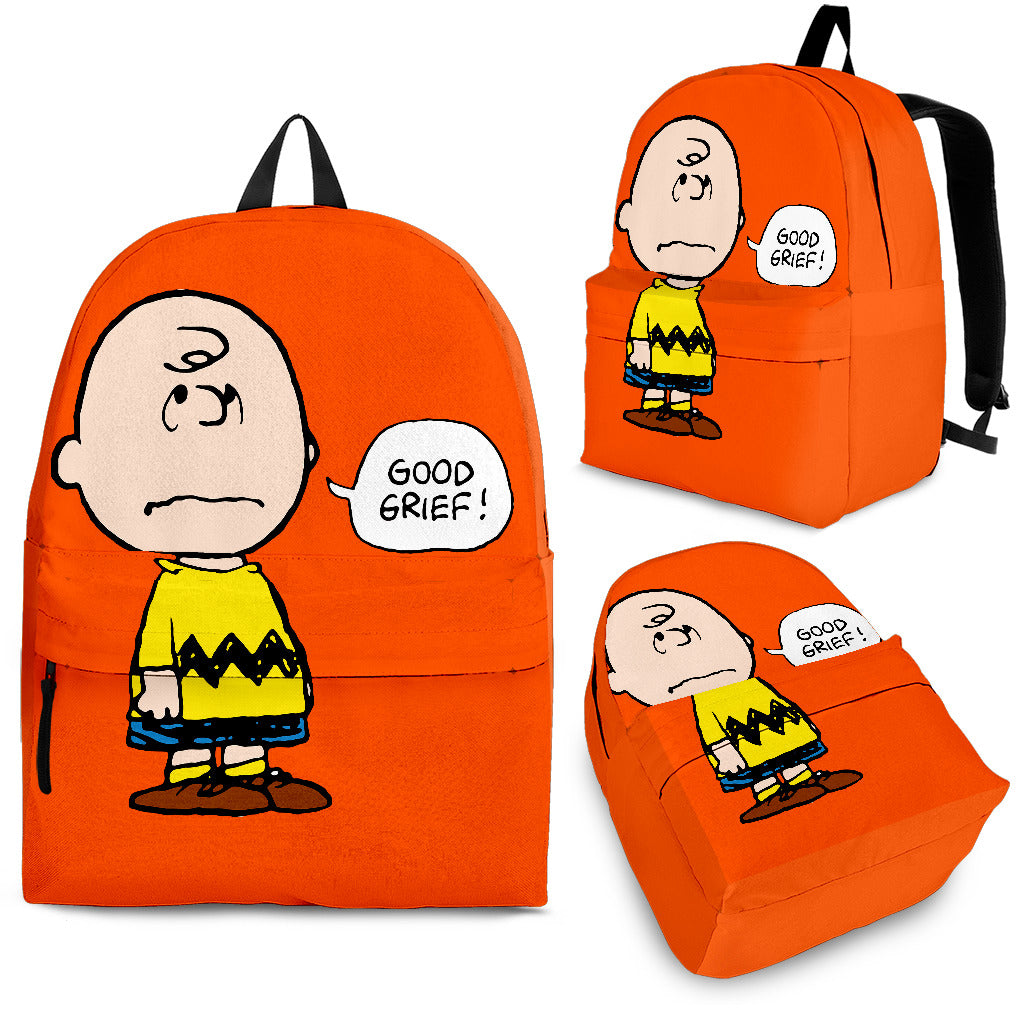 Charlie Brown Backpack