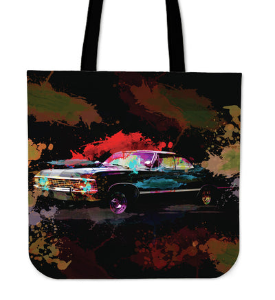 Supernatural Baby Impala - Tote Bag