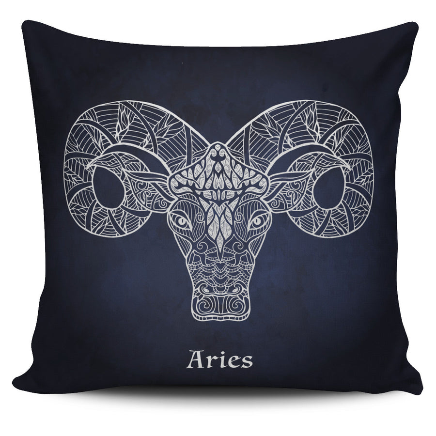 Aries Pillow Cover