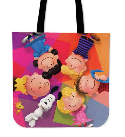 Snoopy Family Tote Bag