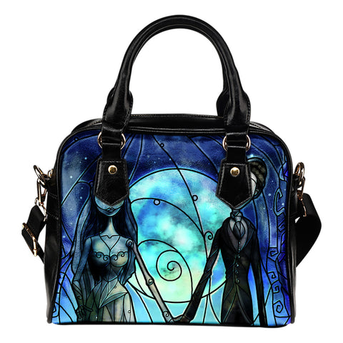 Bride Stained Glass Handbag
