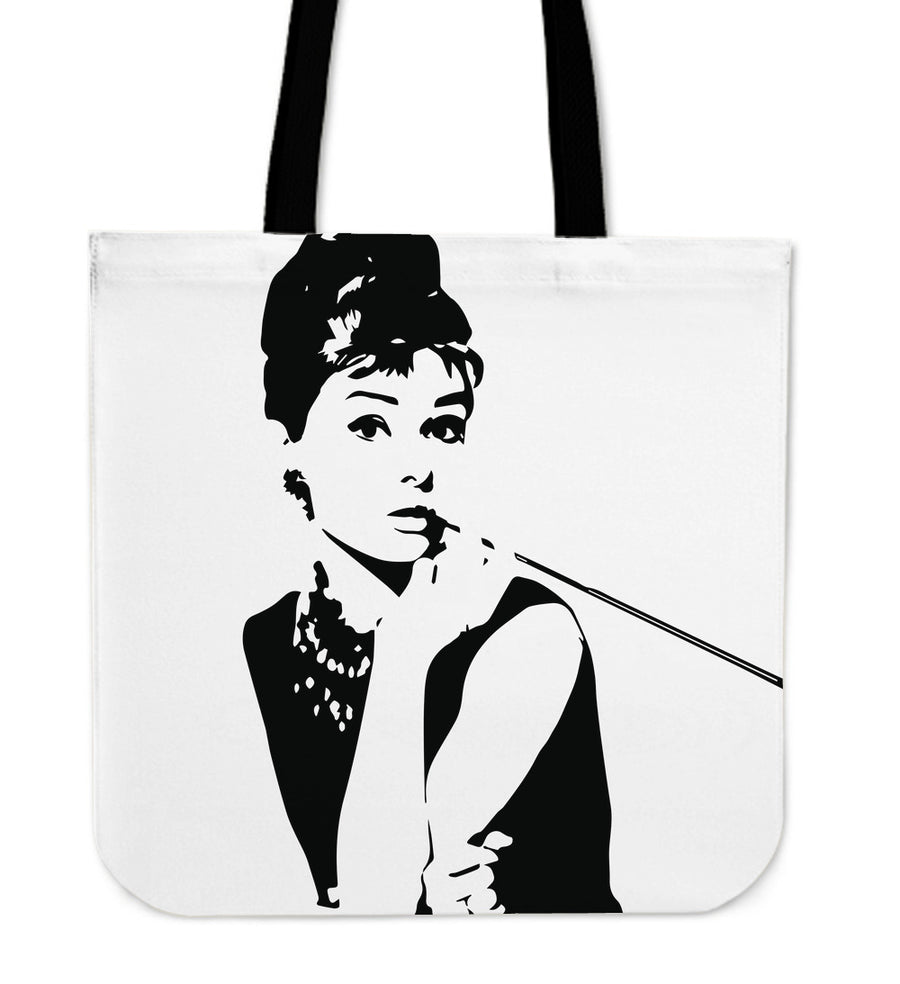 Breakfast At Tiffany's - Tote Bag