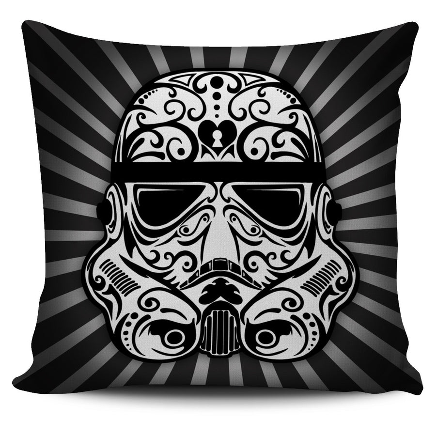 Sugar Skull Wars Pillow Covers