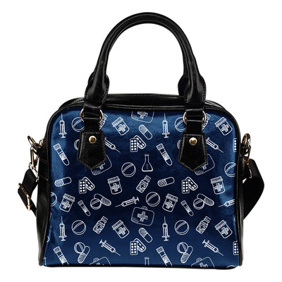 Nurse Handbag Navy