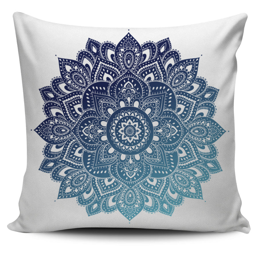 YIN YANG MANDALA SPIRITUAL PILLOW COVERS