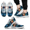 Calavera Sneakers Blue