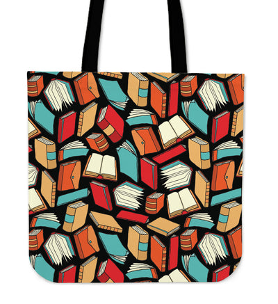 Book lovers Pattern -  Tote Bag