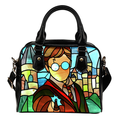 Harry Potter Stained Glass Handbag