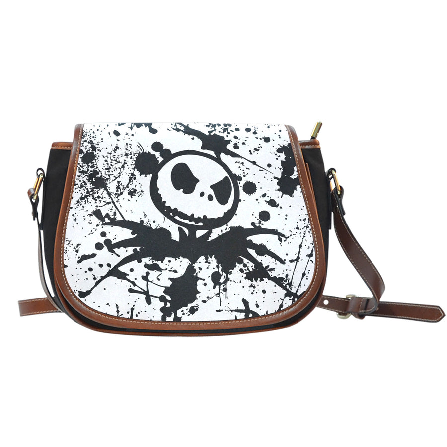 Jack Skellington - Saddle Bag