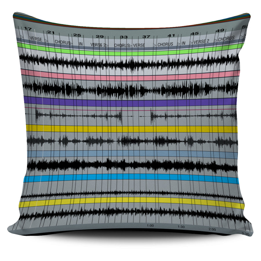 Pro Tools Live Interface Pillow Covers