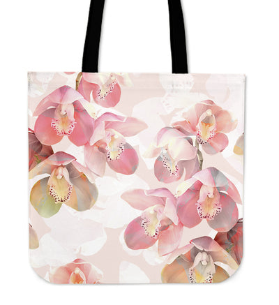Pastel Flowers - Tote Bag