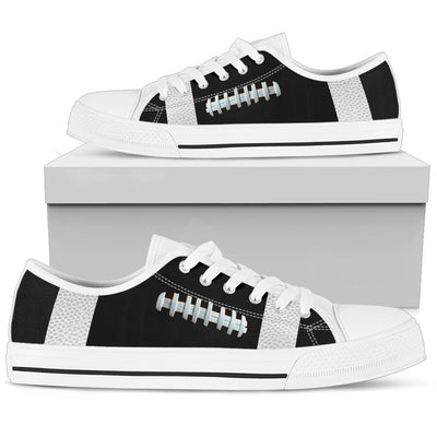 Collingwood Football - Low Tops