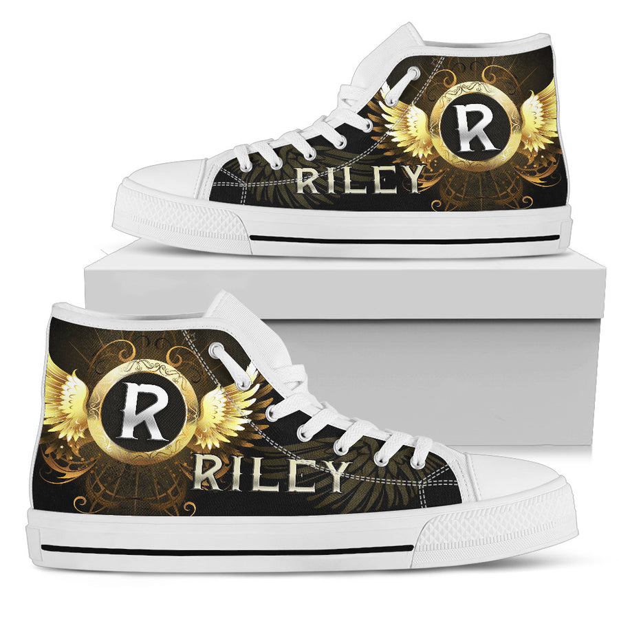 Riley - High Tops