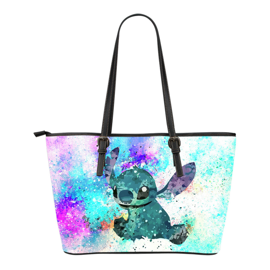 Lilo and Stitch Watercolor - Tote Bag