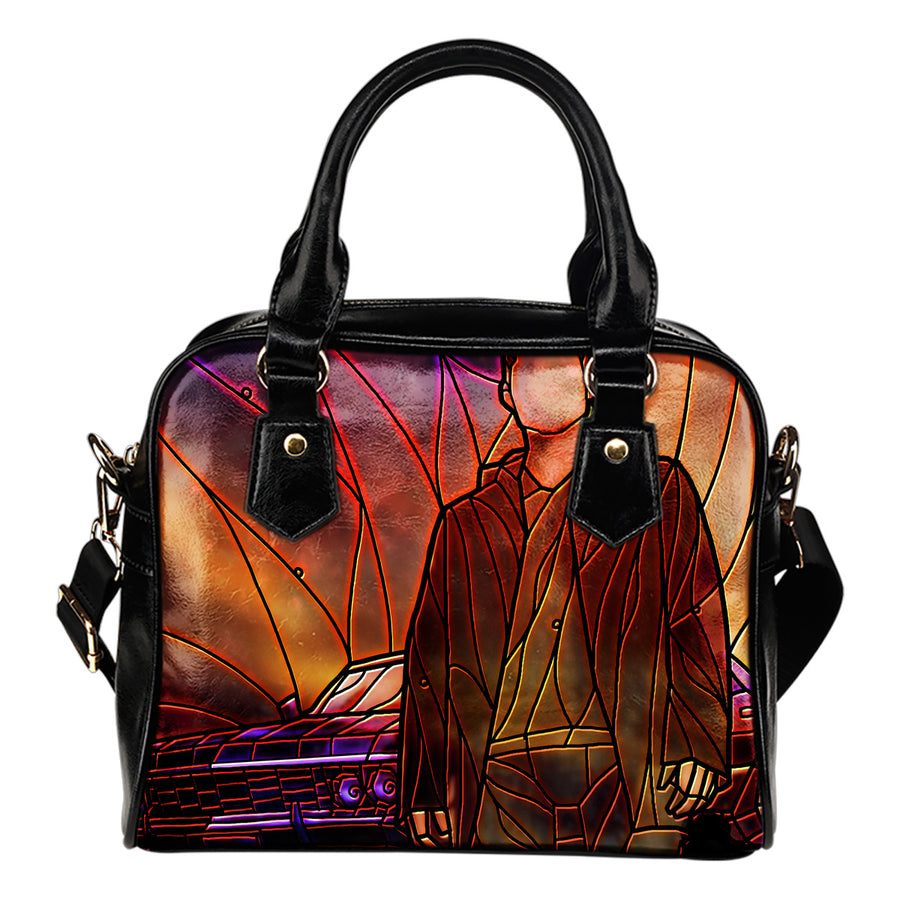 Dean Supernatural Stained Glass Hand Bag