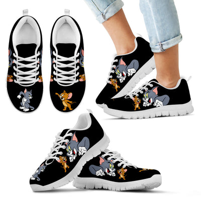 Tom and Jerry Sneakers