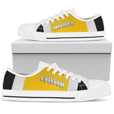 Pittsburgh Football - Low Tops