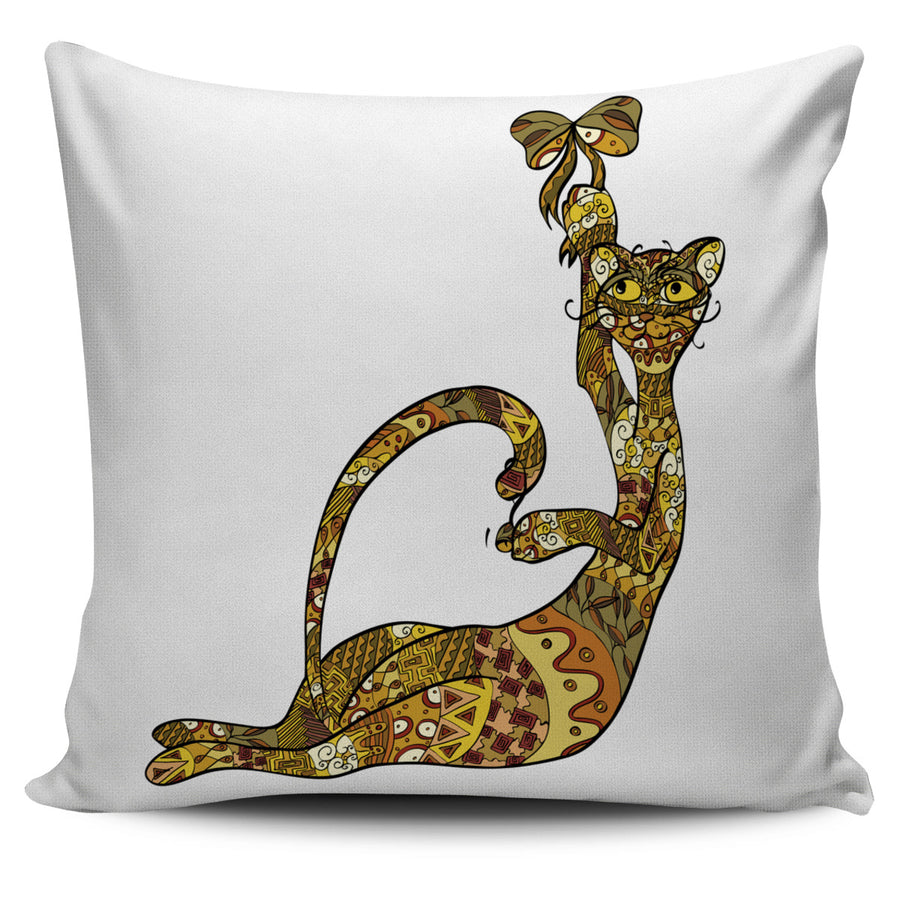 Egyptian Cat Pillow Cover