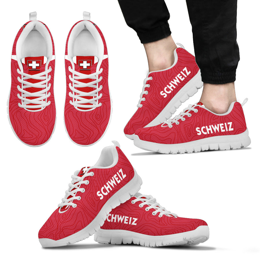 Schweiz World Cup - Sneakers V2