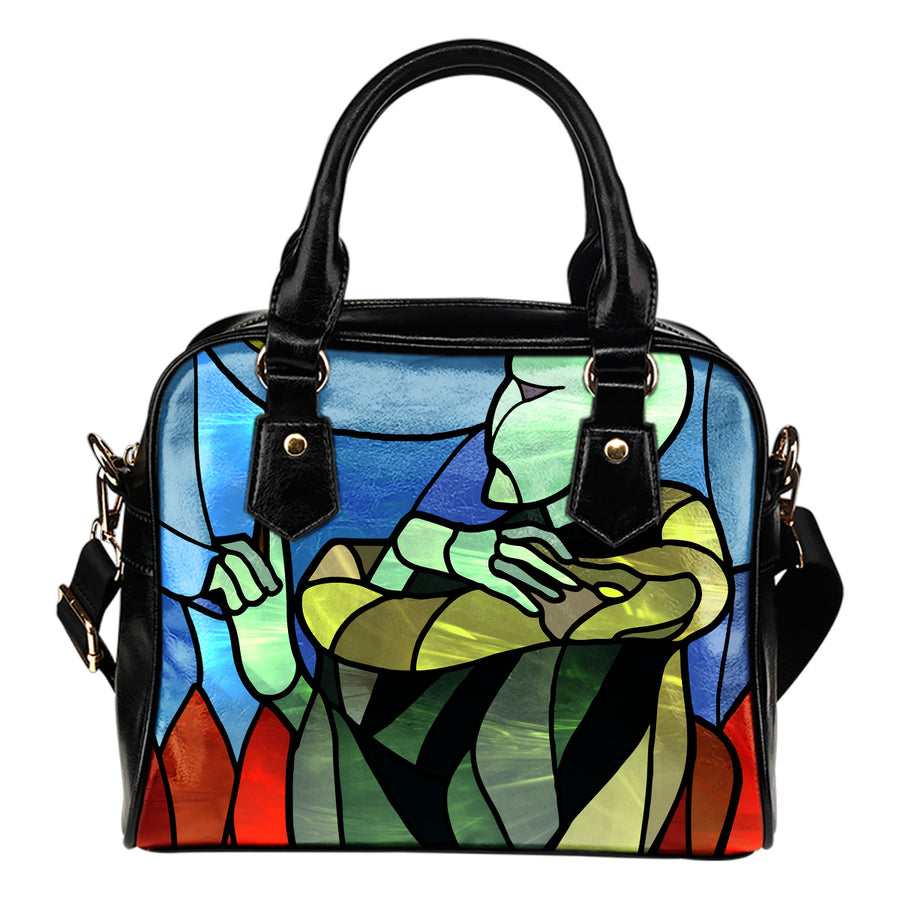 Voldemort Stained Glass Handbag