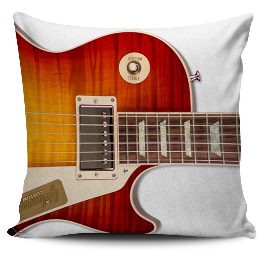 Gibson Lespaul Guitar Pillow Covers