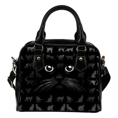 Black Cat - Handbag