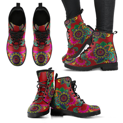 Henna Flowers - Boots