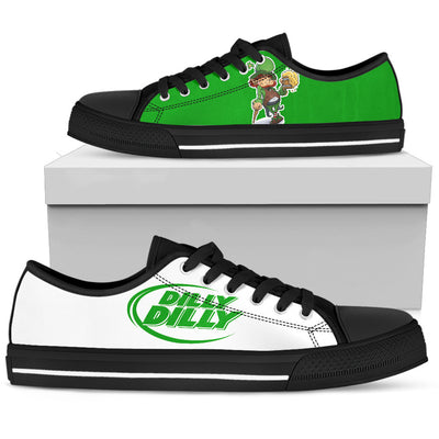 Dilly Dilly-Irish Low Top