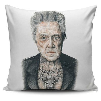 Inked Ikons Pillow Cover II