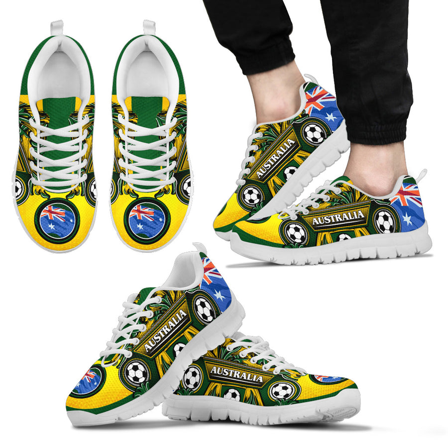 Australia World Cup - Sneakers V2