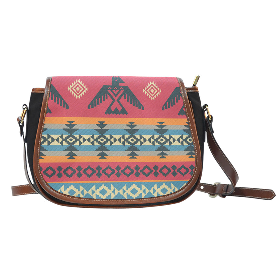 Eagles Ethnic - Saddle Bag