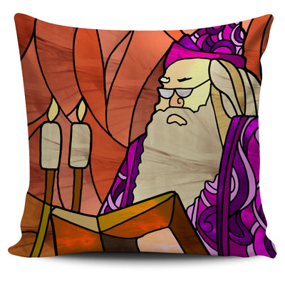 Harry Potter Stained Glass Design Pillow Covers