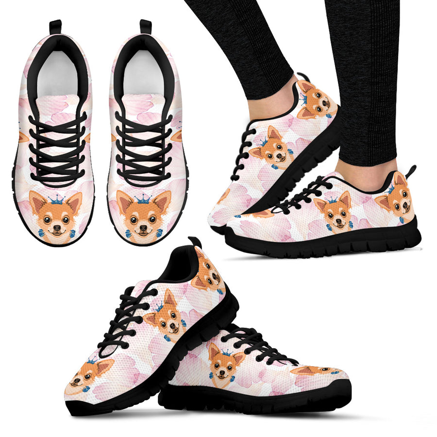 Chihuahua Crown - Sneakers