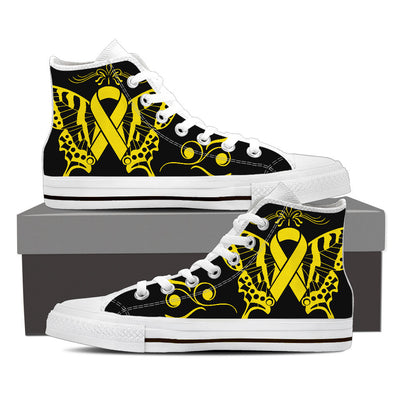 Suicide Awareness Men's High Tops