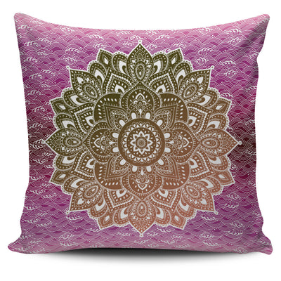 Spiritual Mandala Pillow Covers I