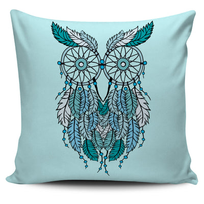 BLUE ELEPHANT PILLOW COVERS